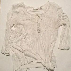 Cato Girls white shirt.